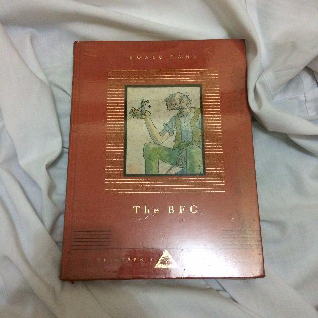 The BFG by Roald Dahl (HB)