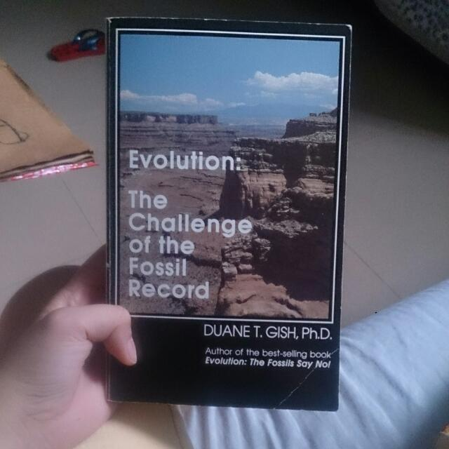 The Challenge Of The Fossil Record