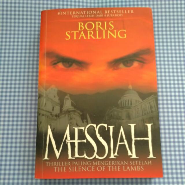 The Messiah -  Boris Starling