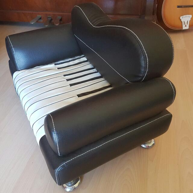 Toddler Sized Piano Seat