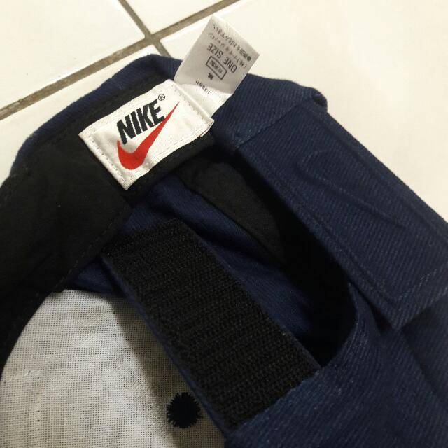 b6730ac8465 Topi Original Nike Dark Blue Cap