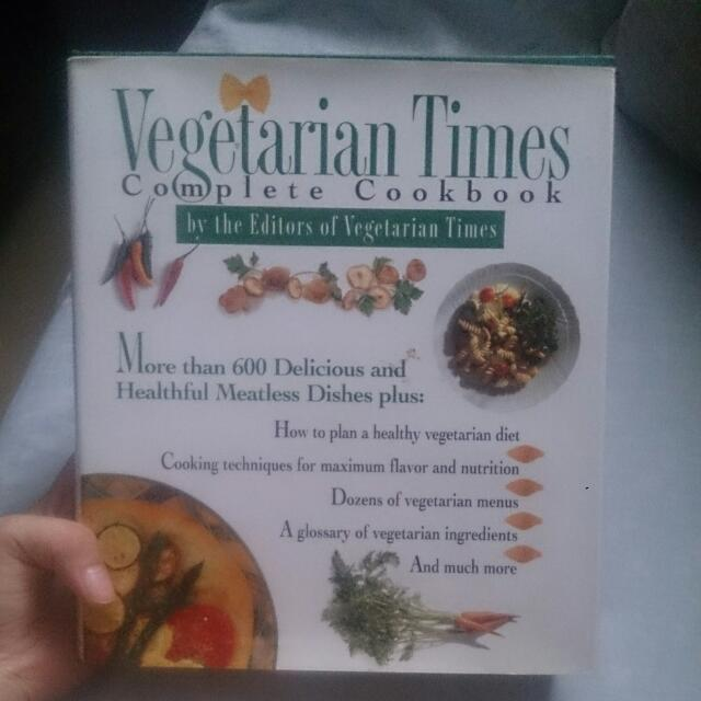 Vegetarian Times  complete Cook Book