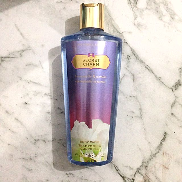 "Victoria's Secret ""Secret Charm"" Body Wash"