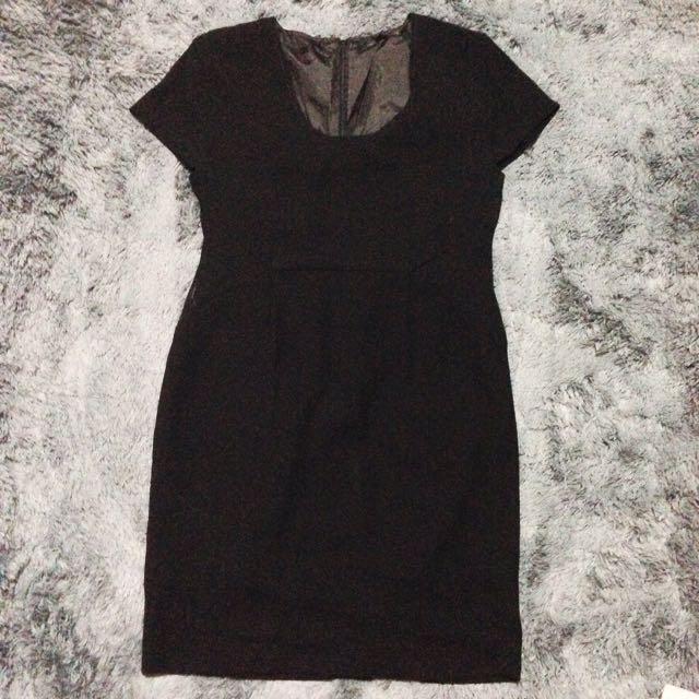 Women Formal Dress Black