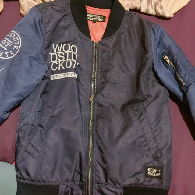 Woodstock外套