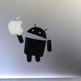 Mac Decals,stickers