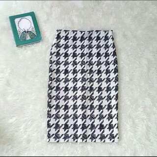 NEW H&M Midi Skirt (Free Ongkir JABODETABEK)