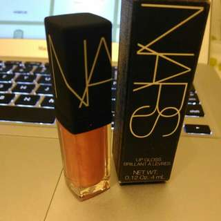 全新 NARS Orgasm 迷你版 Lip Gloss 4ml