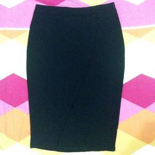 Look Boutique Store Black Skirt / Rok Hitam
