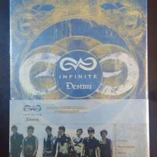 Infinite Destiny In America - SEALED