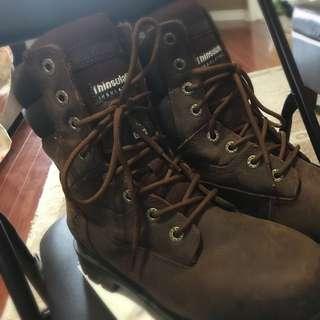 Wolverine Winter Boots, Size 7.5 Men's