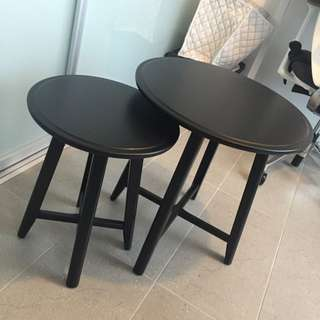 IKEA Nesting Tables - Set Of 2