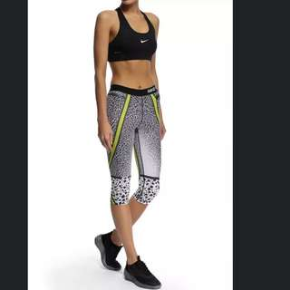 Nike Pro Core Safari Gym Tights - XS