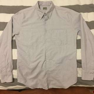 Naked And Famous Denim Shirt