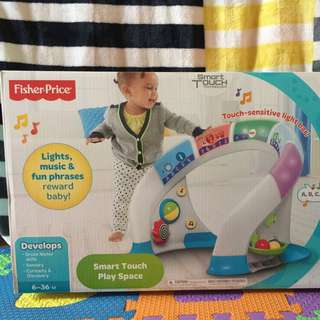 Brand New Fisher And Price Smart Touch Play Space