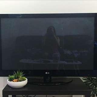 """55"""" LG FULL HD PLASMA TV"""