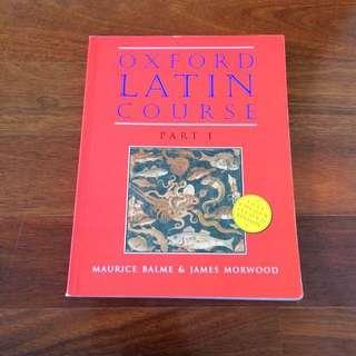 Latin Textbook
