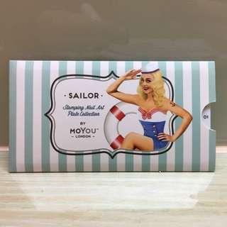 Moyou London 水手系列 Sailor 01 海洋