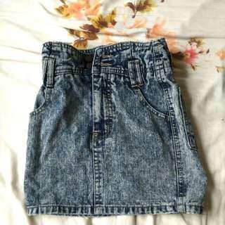 Ziggy Denim A Line Skirt