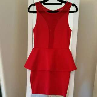Blonde Dress Size 6