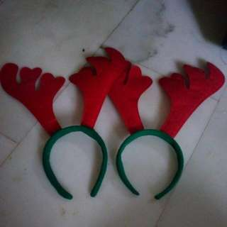 Christmas Decorations Headband