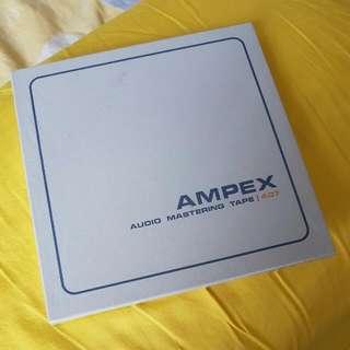 AMPED Audio Mastering Tape