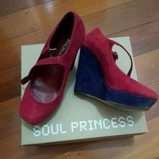 Soul Princess Size 5/36 Wedges