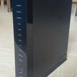 Aztech  Wireless AC Dual Band Router