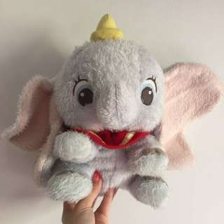 Pre-love Dumbo Soft toy