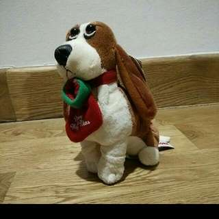 BNWT Hush Puppies Mascot Dog