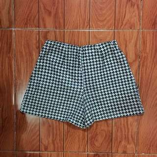 Houndstooth Hw Pants