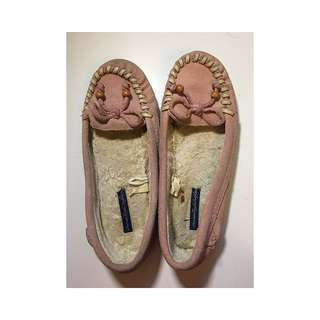 American Eagle Moccasins