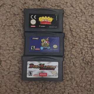 Game Boy Games