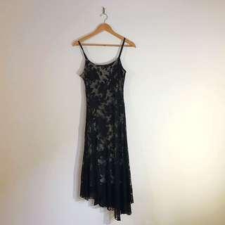Liz Jordan Lace Dress Sz 10-12.
