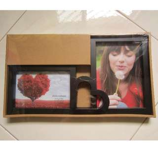 Brand New Photo Frame, Ideal for xmas gift exchange