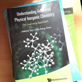 Understanding Advanced Inorganic Chemistry For H2 Chemistry