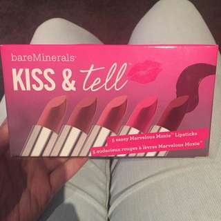 Bare Minerals - Kiss And Tell