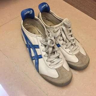 亞瑟士 Onitsuka Cm24.5 Us6 有鞋盒