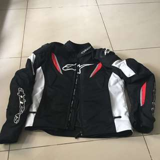 Alpinestar T-GP R Air jacket (size S)