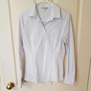 Striped Blouse/shirt