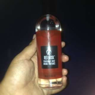 Body Shop Red Musk