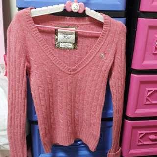 🚚 🎀~A&F針織毛衣~🎀