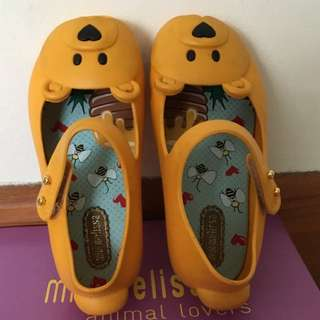 Mini Melissa Anima Lover - Yellow Bear