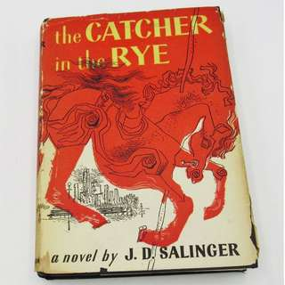 The Catcher in the Rye 1951 First Edition