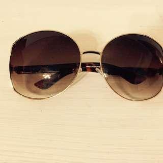 Forever21 琥珀色 太陽眼鏡
