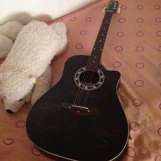 Rush RJ Guitar