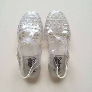 FACTORIE Jelly Shoes