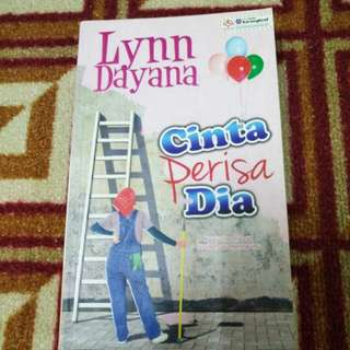 Cinta Perisa Dia By Lynn Dayana