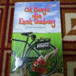 Cik Bunga Dan Encik Sombong By Airisz