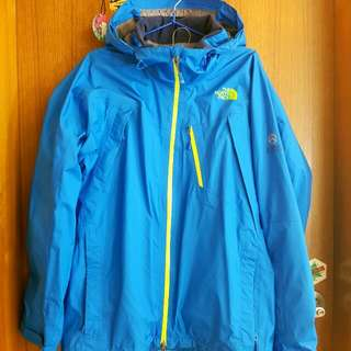 The north face 雪衣